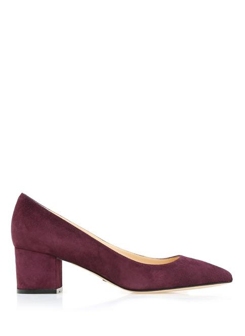 Beymen Collection topuklu ayakkabı Bordo